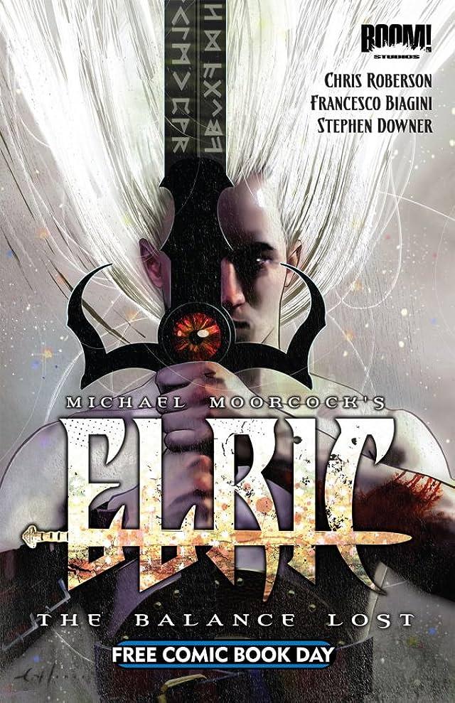 FCBD 2011 Elric: Balance Lost