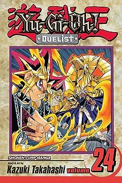 Yu-Gi-Oh!: Duelist Vol. 24
