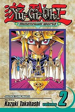 Yu-Gi-Oh!: Millennium World Vol. 2