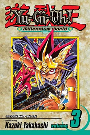Yu-Gi-Oh!: Millennium World Tome 3