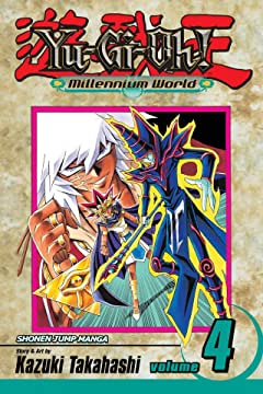 Yu-Gi-Oh!: Millennium World Tome 4