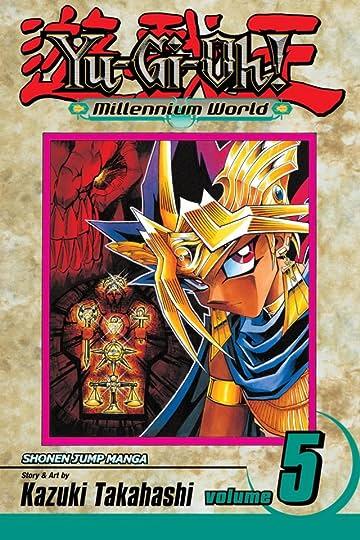 Yu-Gi-Oh!: Millennium World Tome 5