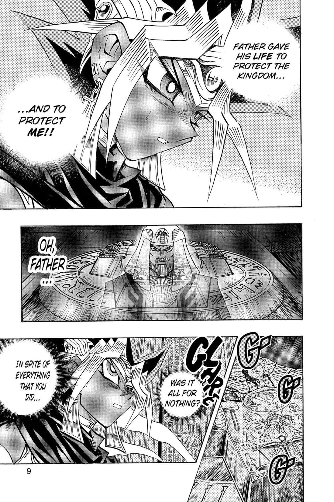 Yu-Gi-Oh!: Millennium World Vol. 6