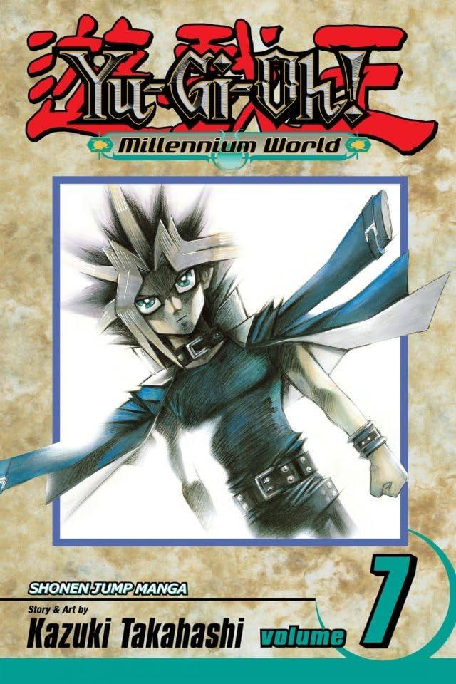 Yu-Gi-Oh!: Millennium World Vol. 7