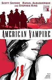 American Vampire #1