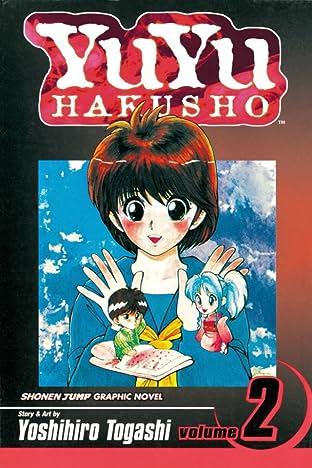 YuYu Hakusho Vol. 2