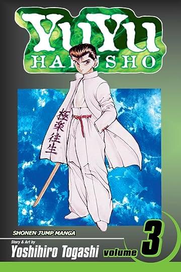 YuYu Hakusho Vol. 3