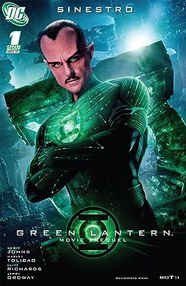 Green Lantern Movie Prequel: Sinestro