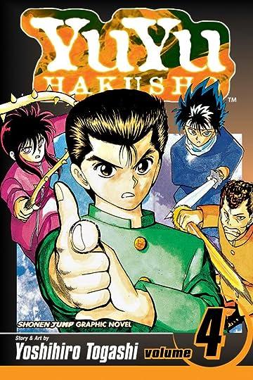 YuYu Hakusho Vol. 4