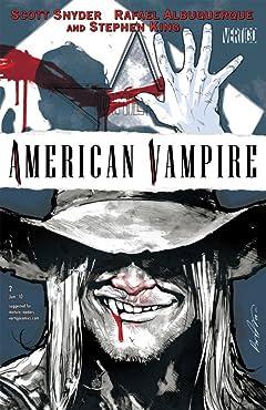 American Vampire No.2