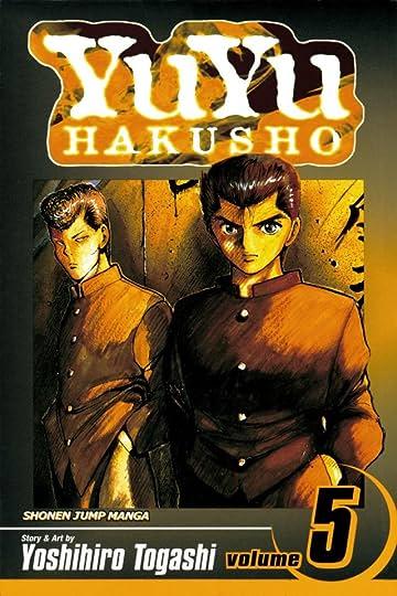 YuYu Hakusho Vol. 5