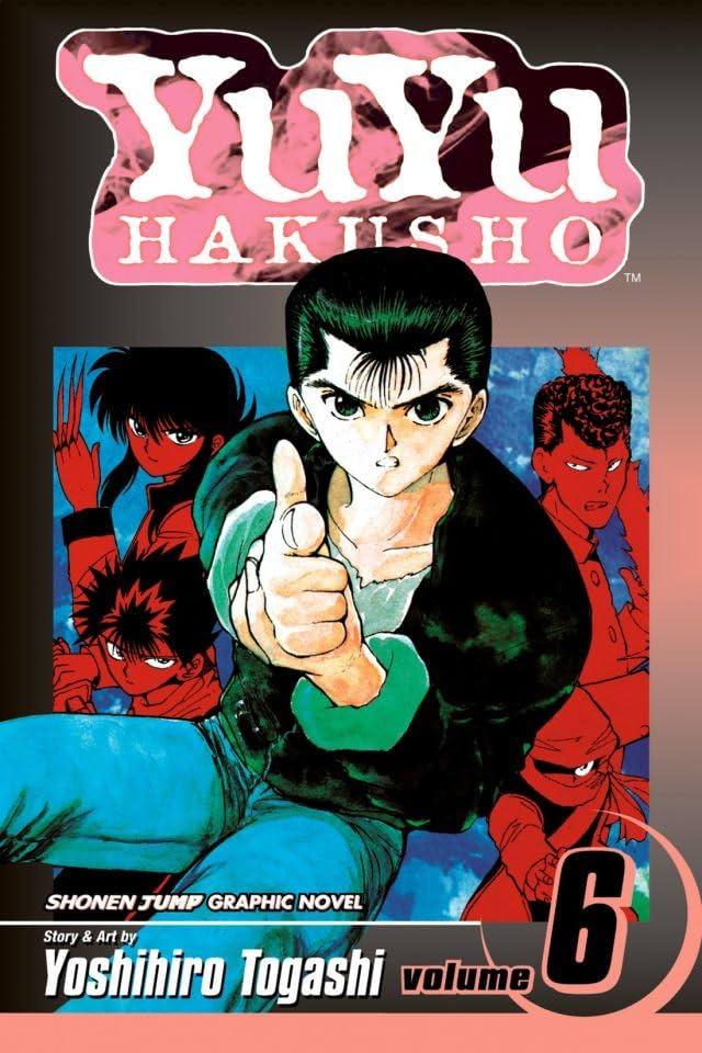 YuYu Hakusho Vol. 6