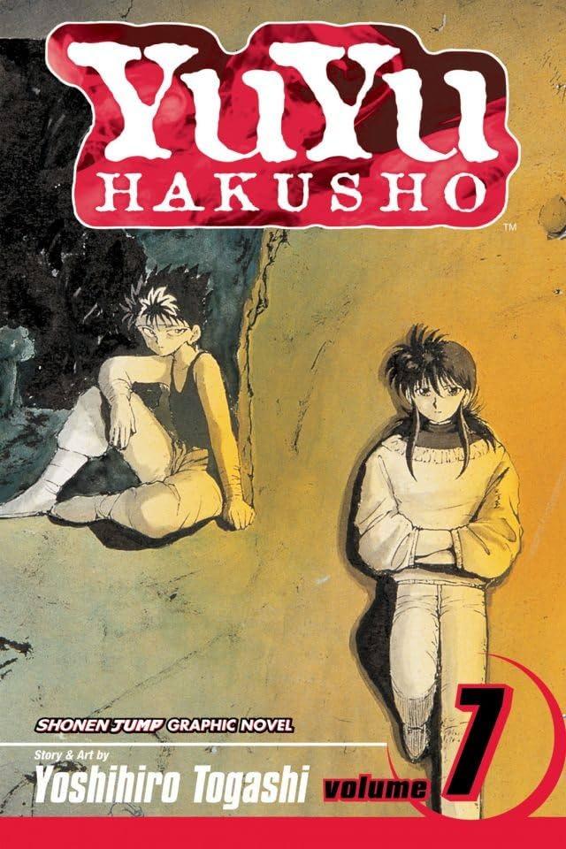 YuYu Hakusho Vol. 7
