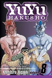 YuYu Hakusho Vol. 8