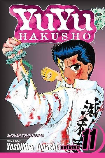 YuYu Hakusho Vol. 11