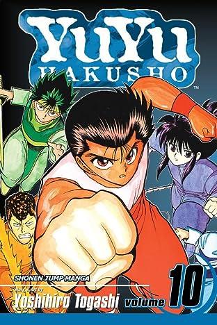 YuYu Hakusho Vol. 10