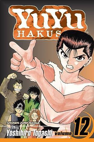 YuYu Hakusho Vol. 12