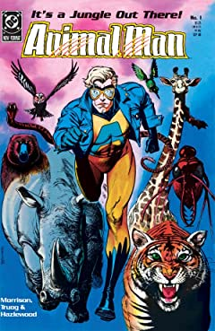 Animal Man (1988-1995) No.1