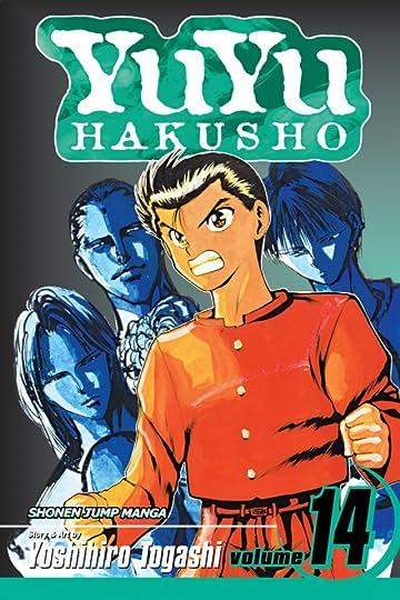 YuYu Hakusho Vol. 14