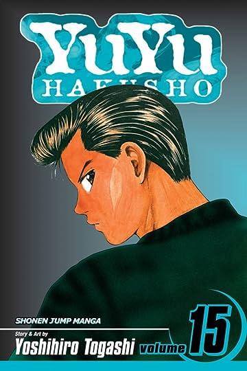 YuYu Hakusho Vol. 15