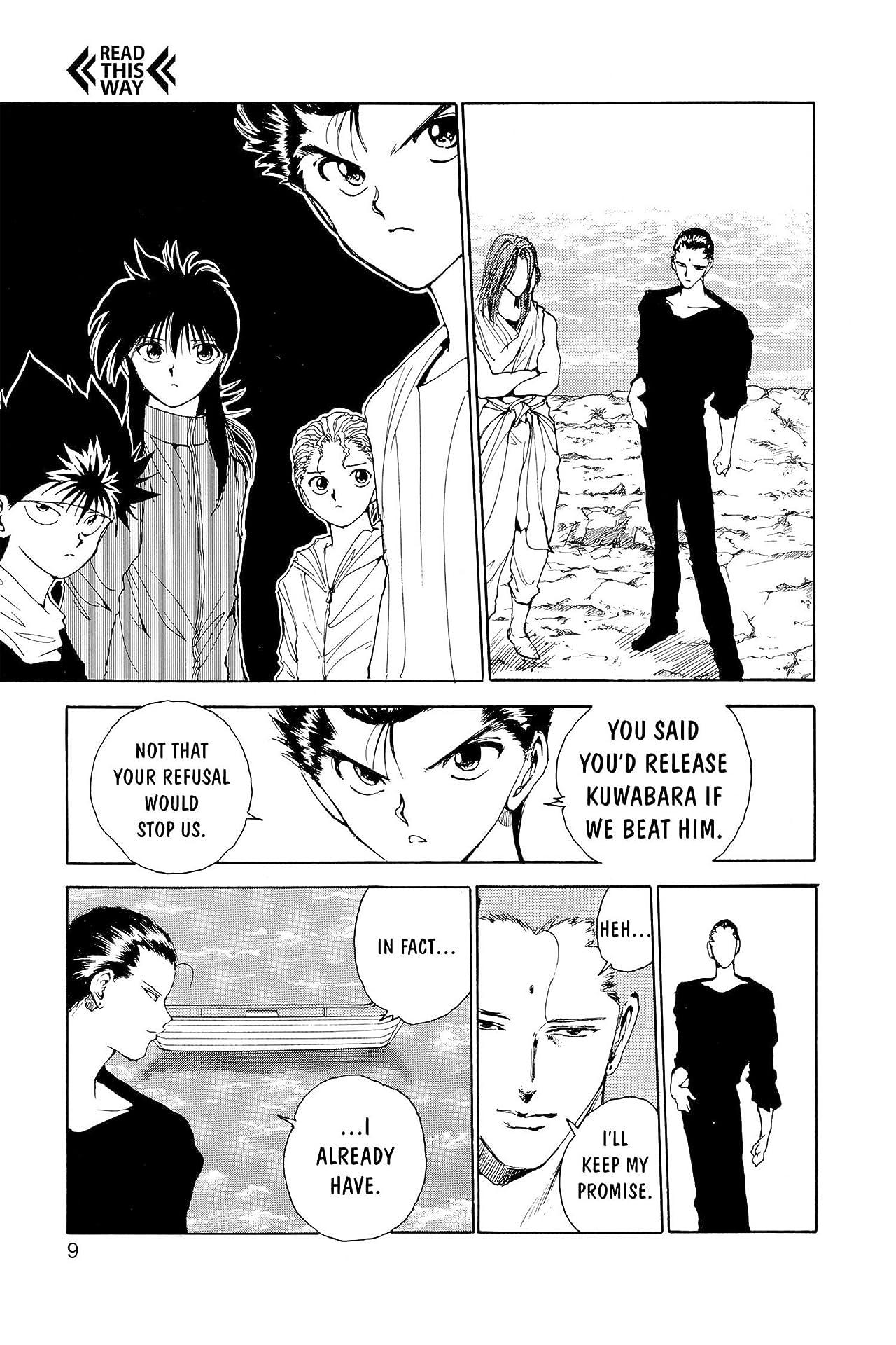 YuYu Hakusho Vol. 16