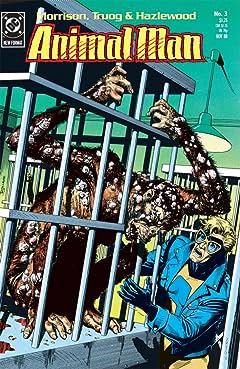 Animal Man (1988-1995) No.3