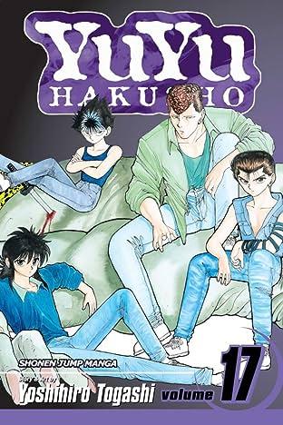 YuYu Hakusho Vol. 17