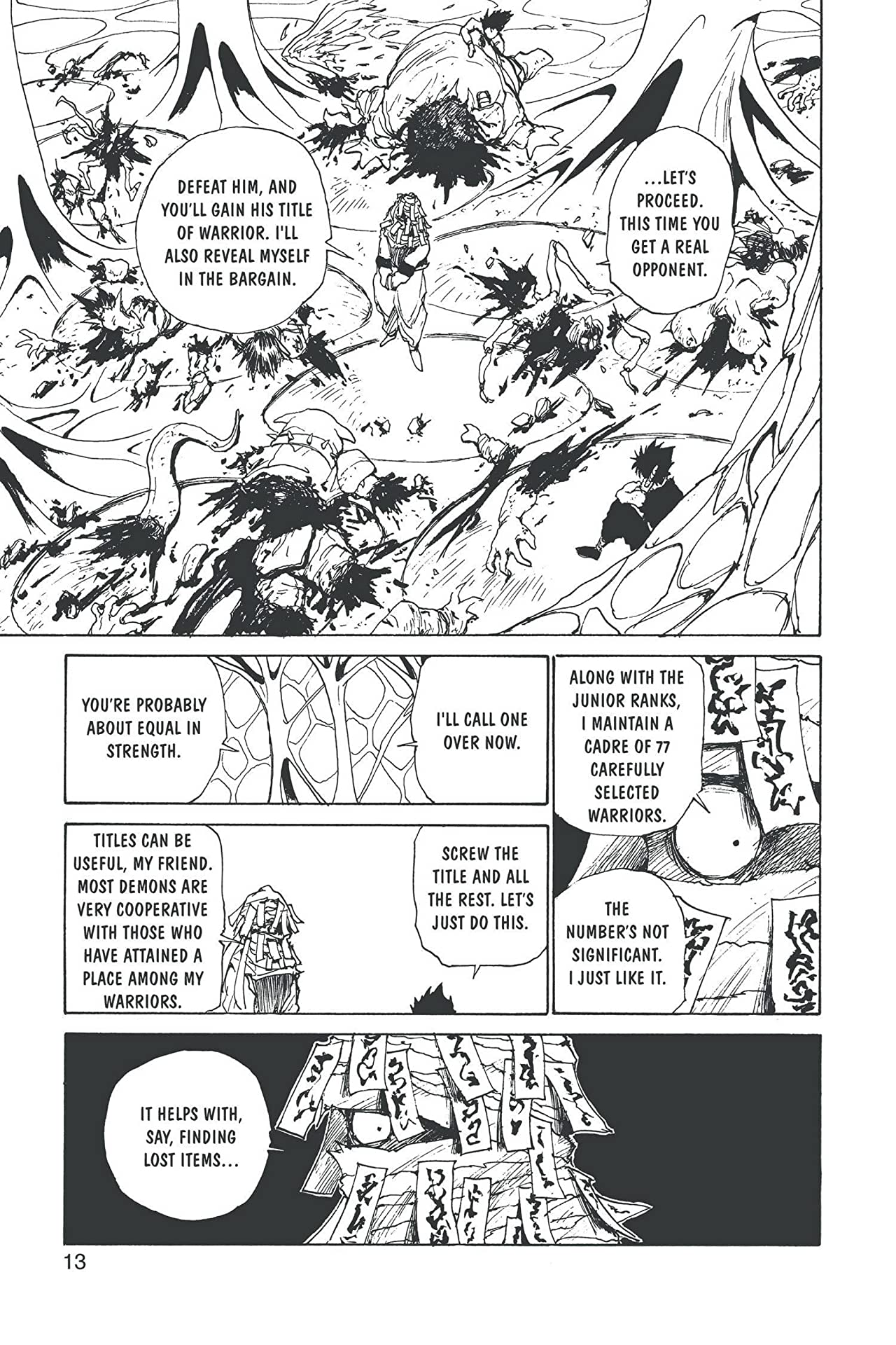 YuYu Hakusho Vol. 18