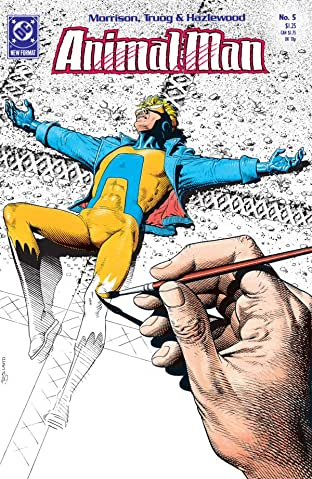 Animal Man (1988-1995) No.5