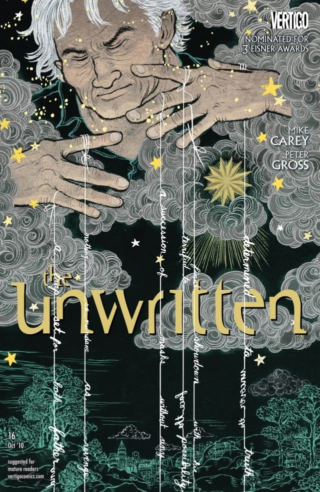 The Unwritten #16
