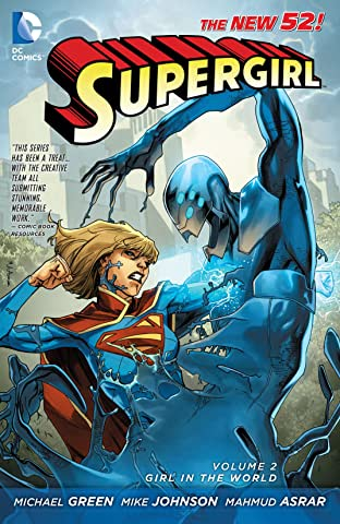 Supergirl (2011-2015) Tome 2: Girl In the World