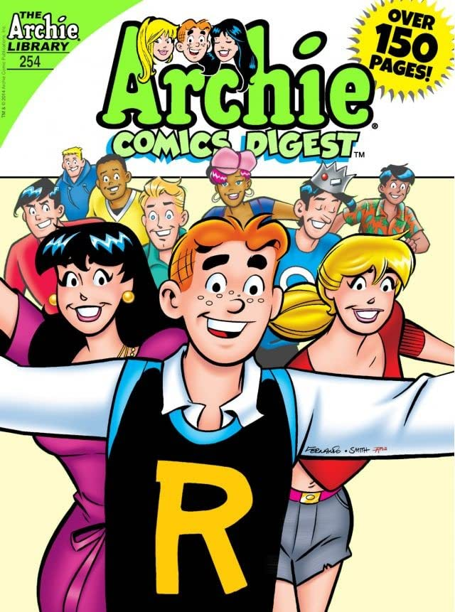 Archie Comics Digest #254