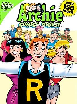 Archie Comics Digest #254