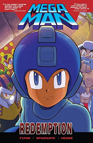 Mega Man Vol. 8: Redemption