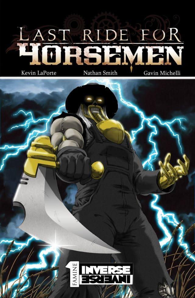 Last Ride for Horsemen #1