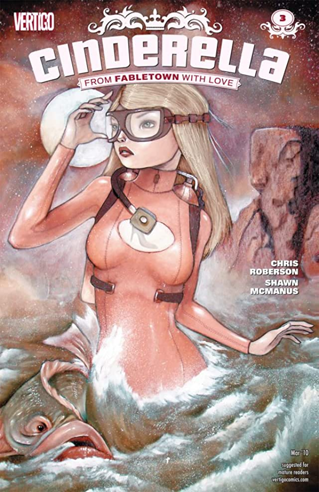 Cinderella: From Fabletown With Love #3