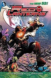 Red Lanterns (2011-2015) Vol. 2: Death of Red Lanterns