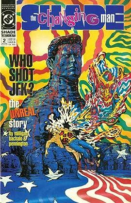 Shade, the Changing Man (1990-1996) No.2