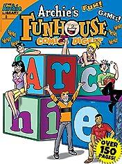 Archie's Funhouse Comics Digest #8