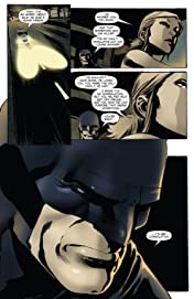 The Black Bat #12