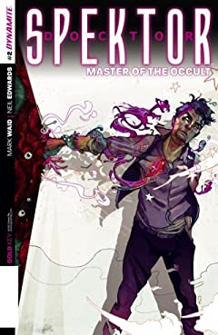 Doctor Spektor: Master of the Occult #2: Digital Exclusive Edition