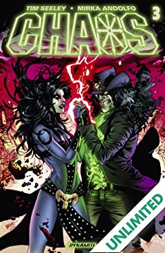 Chaos #3 (of 6): Digital Exclusive Edition