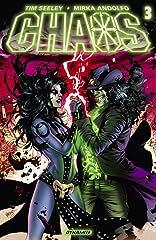 Chaos #3: Digital Exclusive Edition