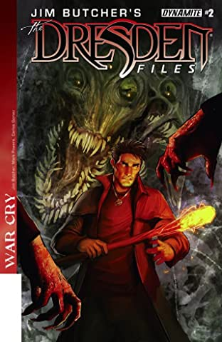 Jim Butcher's The Dresden Files: War Cry #2 (of 5): Digital Exclusive Edition