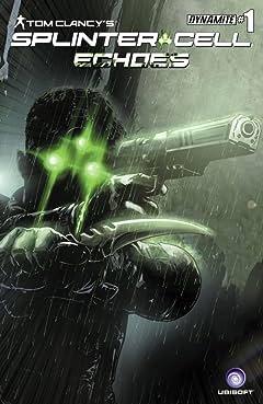 Tom Clancy's Splinter Cell: Echoes No.1 (sur 4): Digital Exclusive Edition