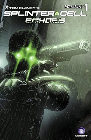 Tom Clancy's Splinter Cell: Echoes #1: Digital Exclusive Edition