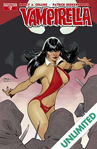 Vampirella (2014) #2: Digital Exclusive Edition