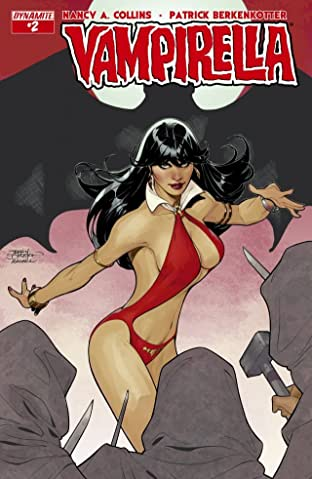 Vampirella Vol. 2 #2: Digital Exclusive Edition