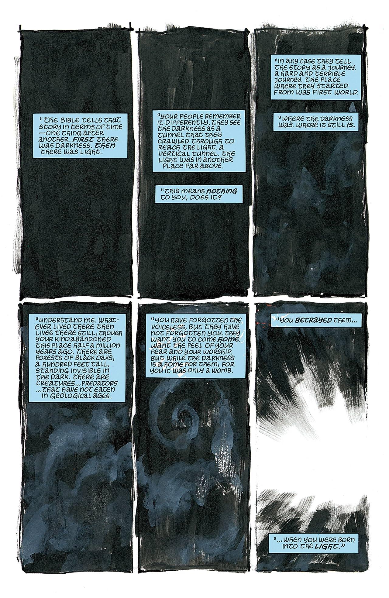 Sandman Presents Lucifer #1 (of 3)