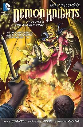 Demon Knights (2011-2013) Vol. 2: The Avalon Trap